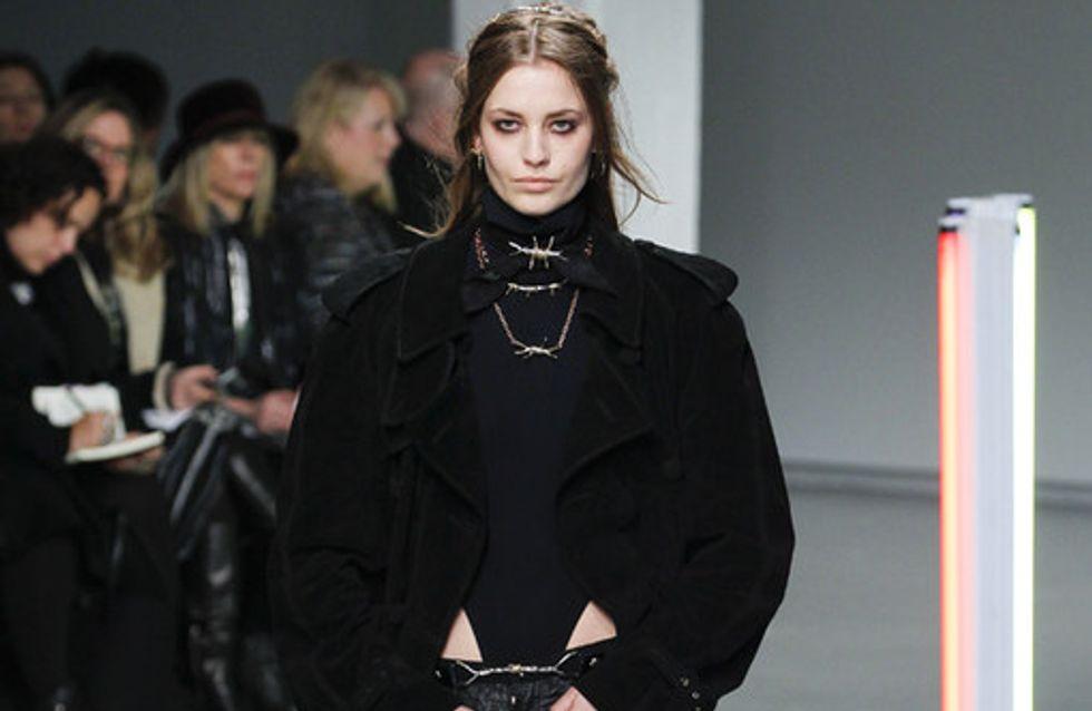 Sfilata Rodarte New York Fashion Week autunno/ inverno 2013 - 2014