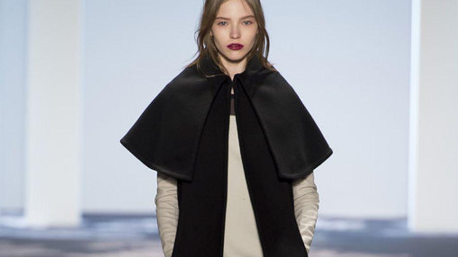 Sfilata Vera Wang New York Fashion Week autunno/ inverno 2013 - 2014