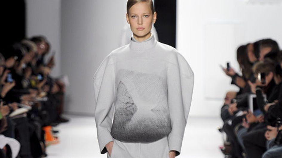Sfilata Lacoste New York Fashion Week autunno/ inverno 2013 - 2014
