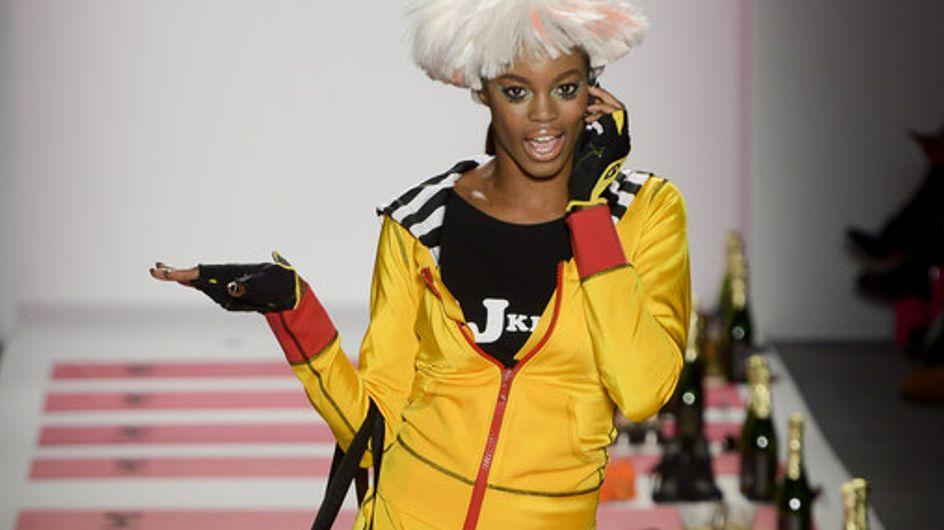 Betsey Johnson - New York Fashion Week Otoño Invierno 2013-2014