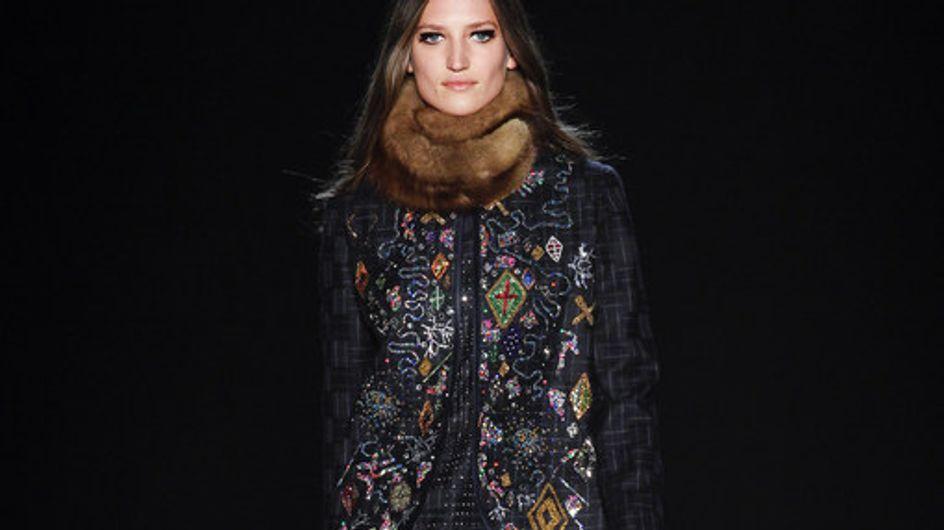 Libertine - New York Fashion Week Otoño Invierno 2013-2014