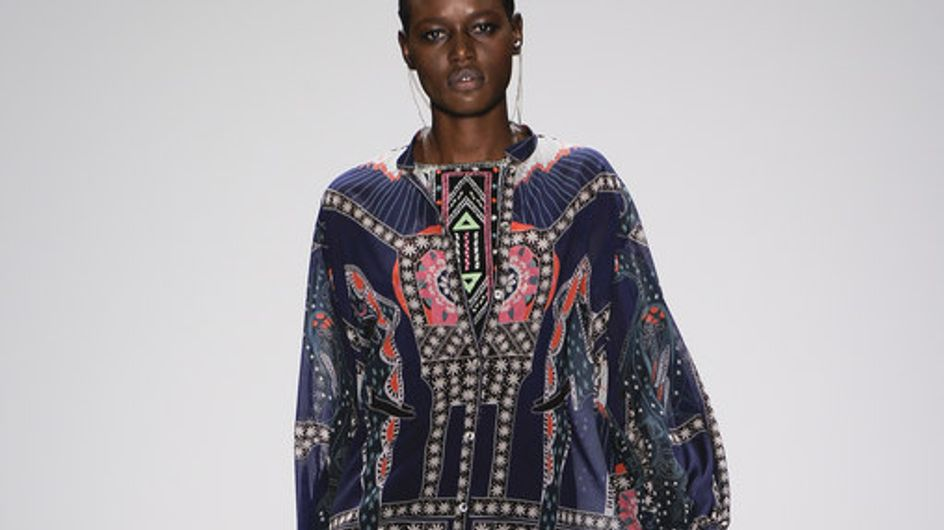 Mara Hoffman - New York Fashion Week Otoño Invierno 2013-2014