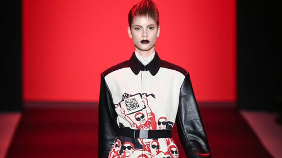 Vivienne Tam - New York Fashion Week Otoño Invierno 2013-2014