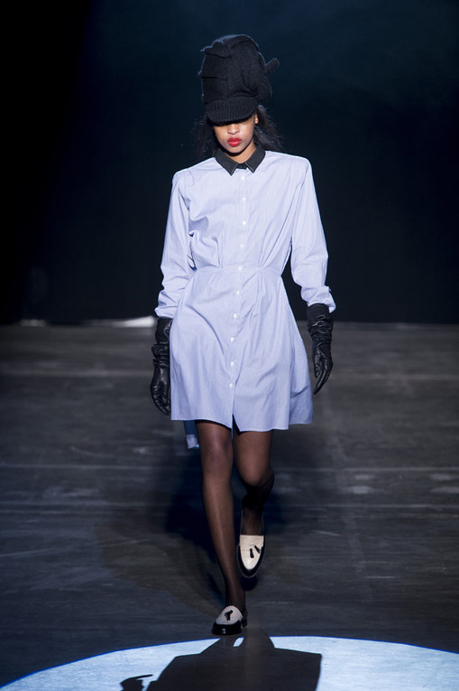 Band of Outsiders New York Fashion Week autunno/ inverno 2013 - 2014
