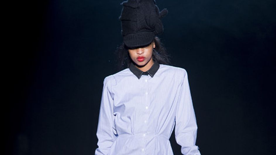 Sfilata Band of Outsiders New York Fashion Week autunno/ inverno 2013 - 2014