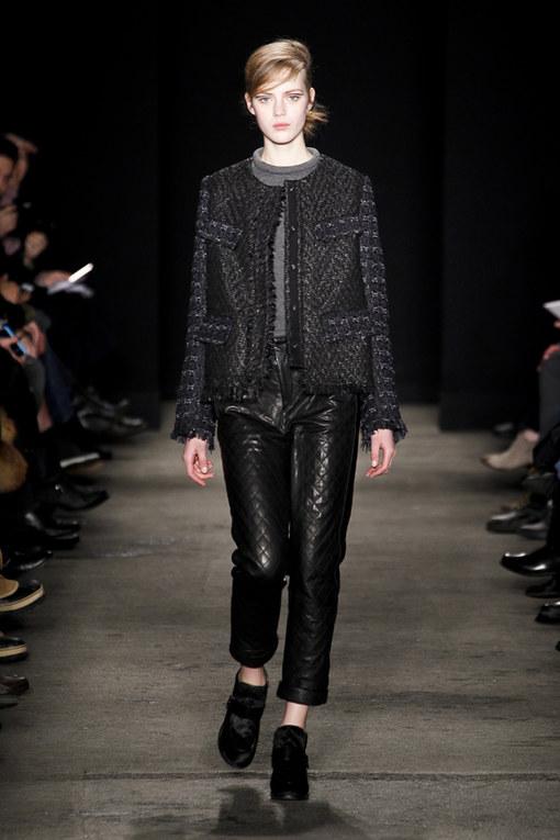 Rag and Bone New York Fashion Week autunno/ inverno 2013 - 2014