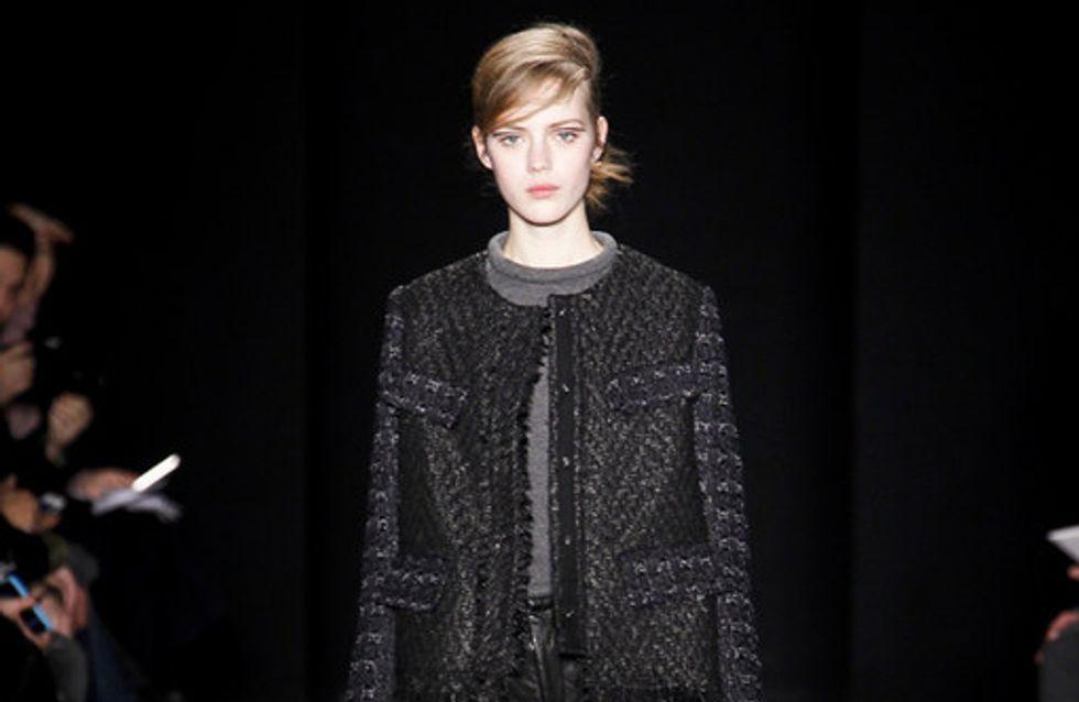 Sfilata Rag and Bone New York Fashion Week autunno/ inverno 2013 - 2014