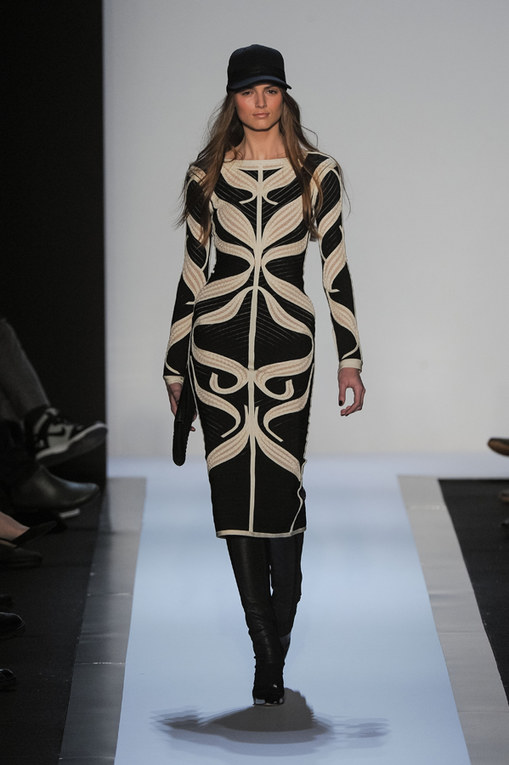 Hervé Leger New York Fashion Week autunno/ inverno 2013 - 2014