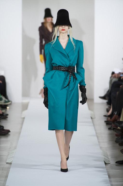 Oscar de la Renta New York Fashion Week autunno/ inverno 2013 - 2014