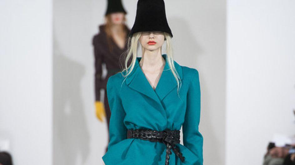 Sfilata Oscar de la Renta New York Fashion Week autunno/ inverno 2013 - 2014