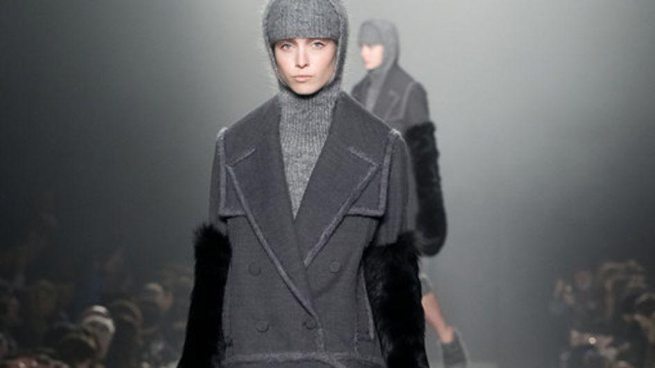 Sfilata Alexander Wang New York Fashion Week autunno/ inverno 2013 - 2014