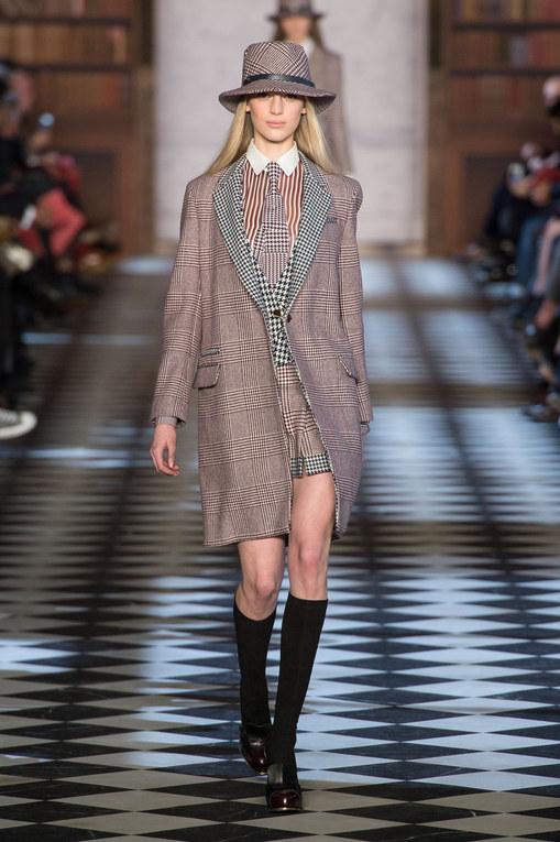 Tommy Hilfiger New York Fashion Week Autumn Winter 2013-2014