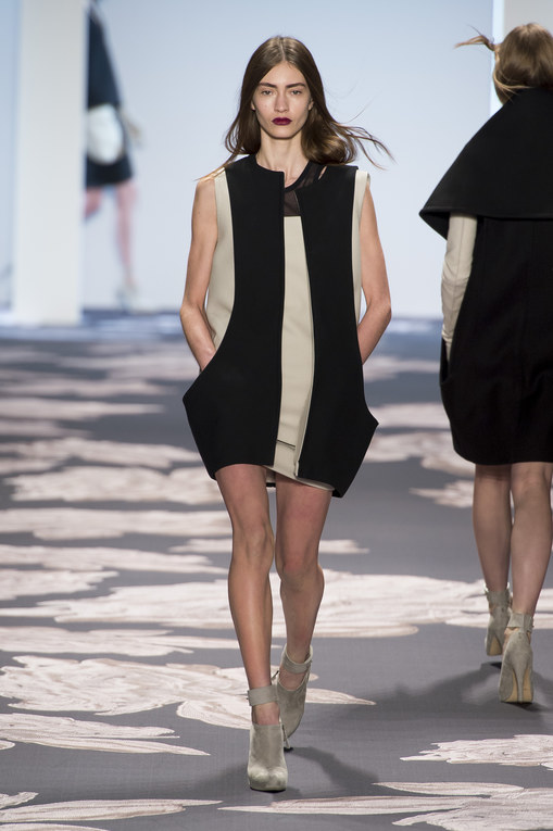 Vera Wang New York Fashion Week Autumn Winter 2013-2014