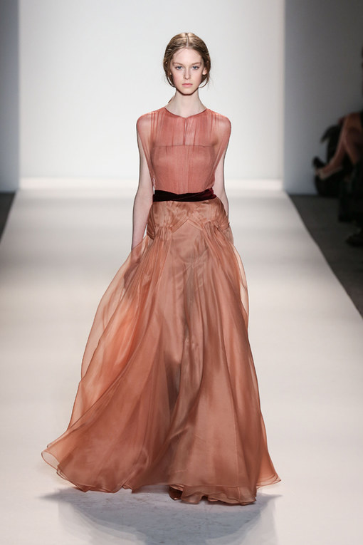 Jenny Packham New York Fashion Week autunno/ inverno 2013 - 2014