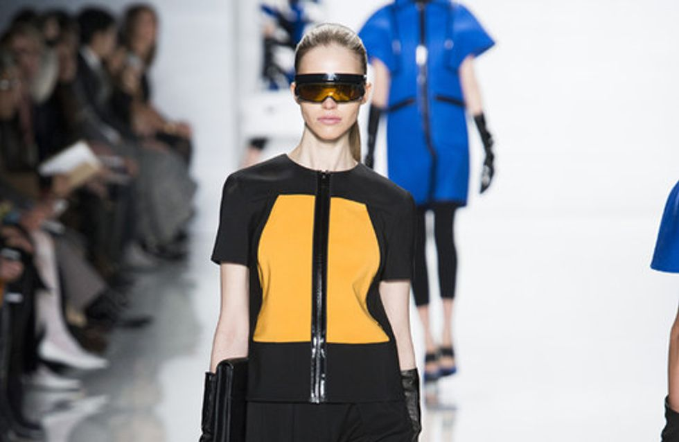 Sfilata Michael Kors New York Fashion Week autunno/ inverno 2013 - 2014