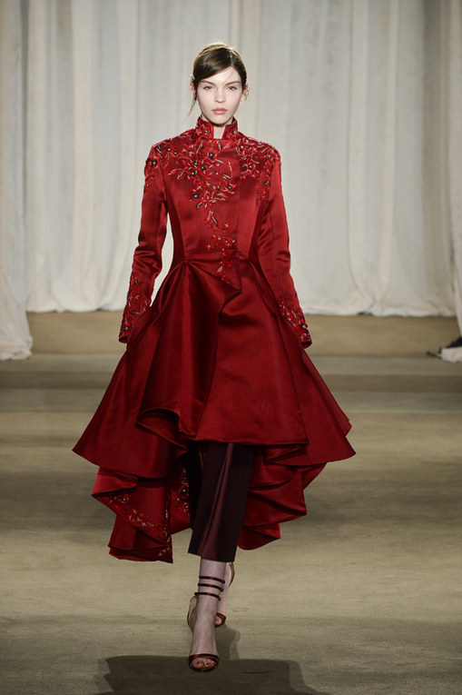 Marchesa New York Fashion Week autunno/ inverno 2013 - 2014