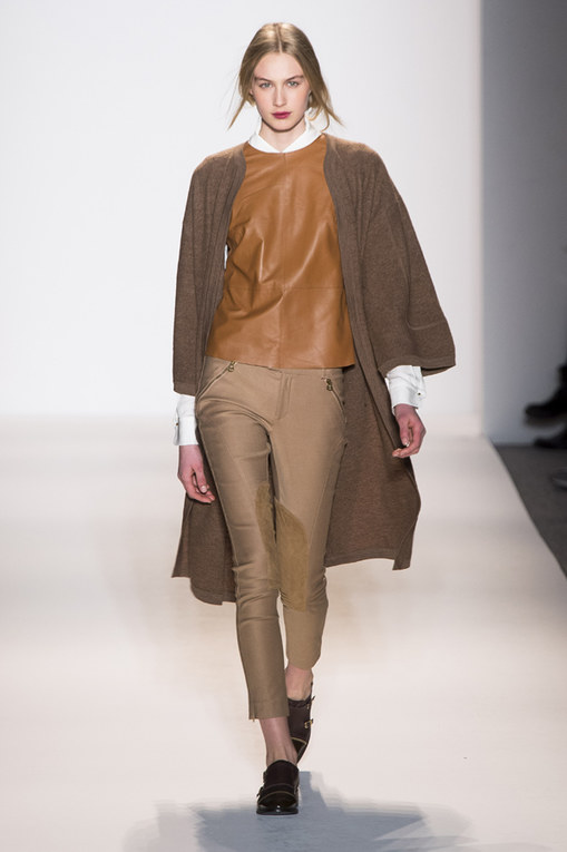 Rachel Zoe New York Fashion Week autunno/ inverno 2013 - 2014