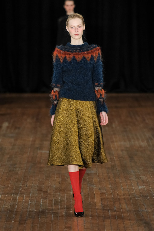 Philosophy New York Fashion Week autunno/ inverno 2013 - 2014