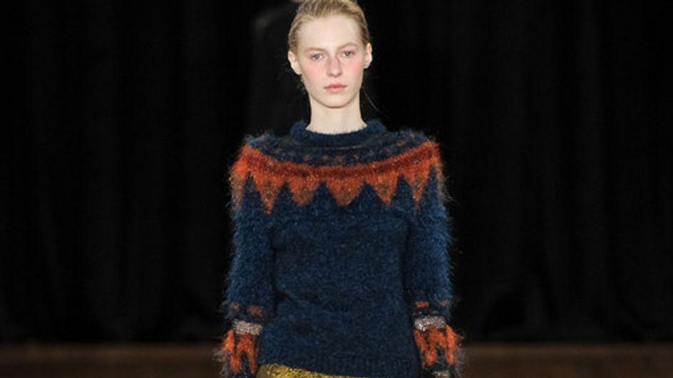 Sfilata Philosophy New York Fashion Week autunno/ inverno 2013 - 2014