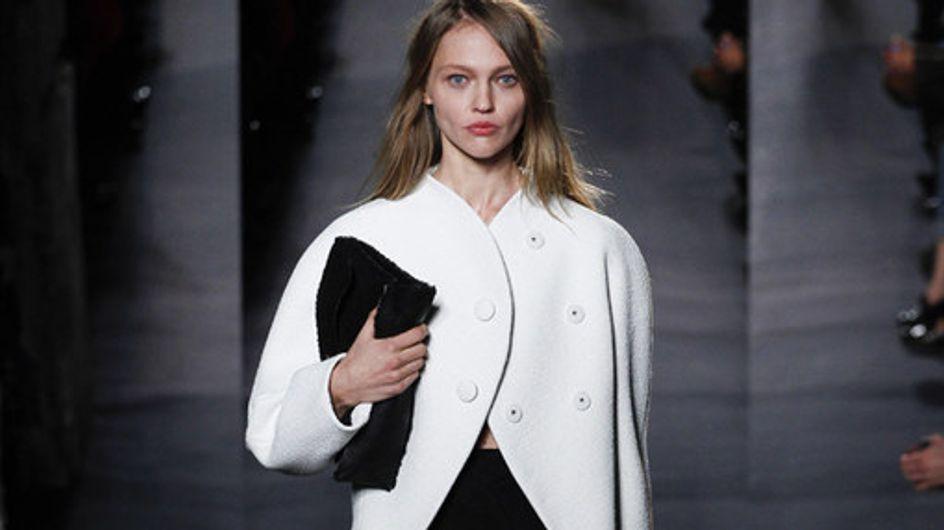 Sfilata Proenza Schouler New York Fashion Week autunno/ inverno 2013 - 2014
