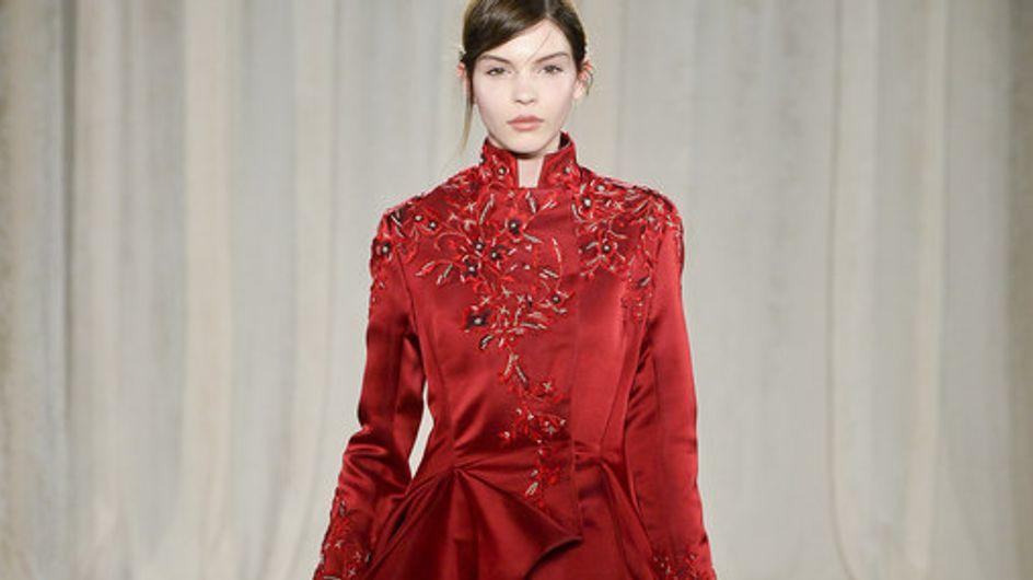 Marchesa - New York Fashion Week Otoño Invierno 2013-2014
