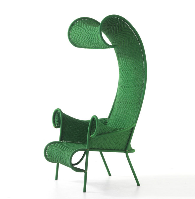 Il design in verde