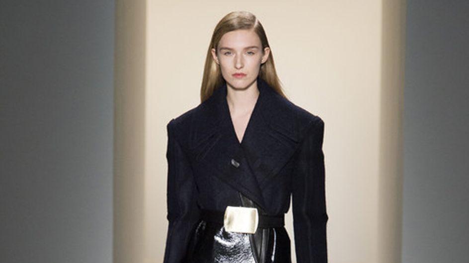 Sfilata Calvin Klein New York Fashion Week autunno/ inverno 2013 - 2014