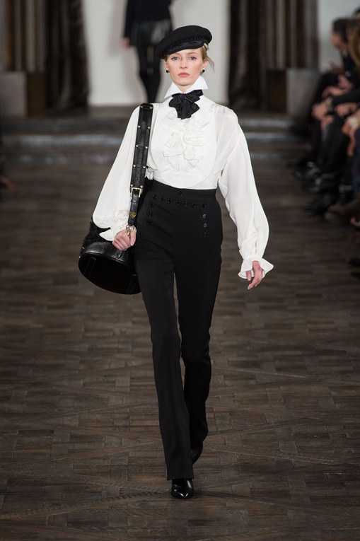 Ralph Lauren New York Fashion Week Autumn Winter 2013-2014