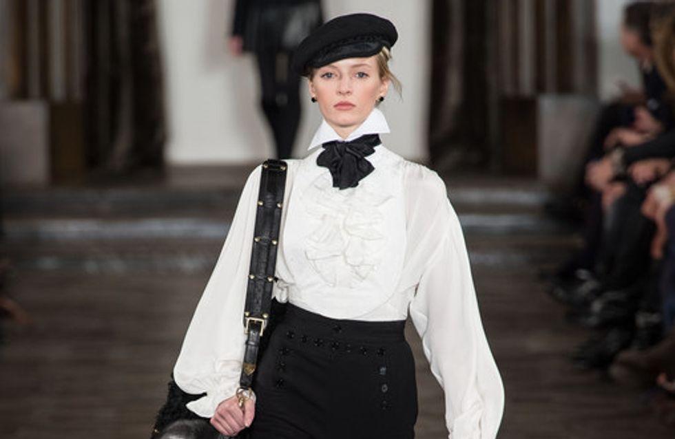 Ralph Lauren - New York Fashion Week Otoño Invierno 2013-2014