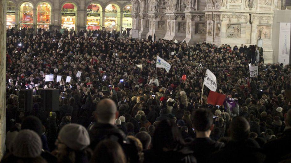 One Billion Rising: le foto dalle piazze italiane