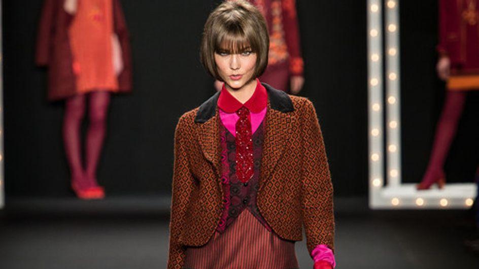 Anna Sui - New York Fashion Week Otoño Invierno 2013-2014