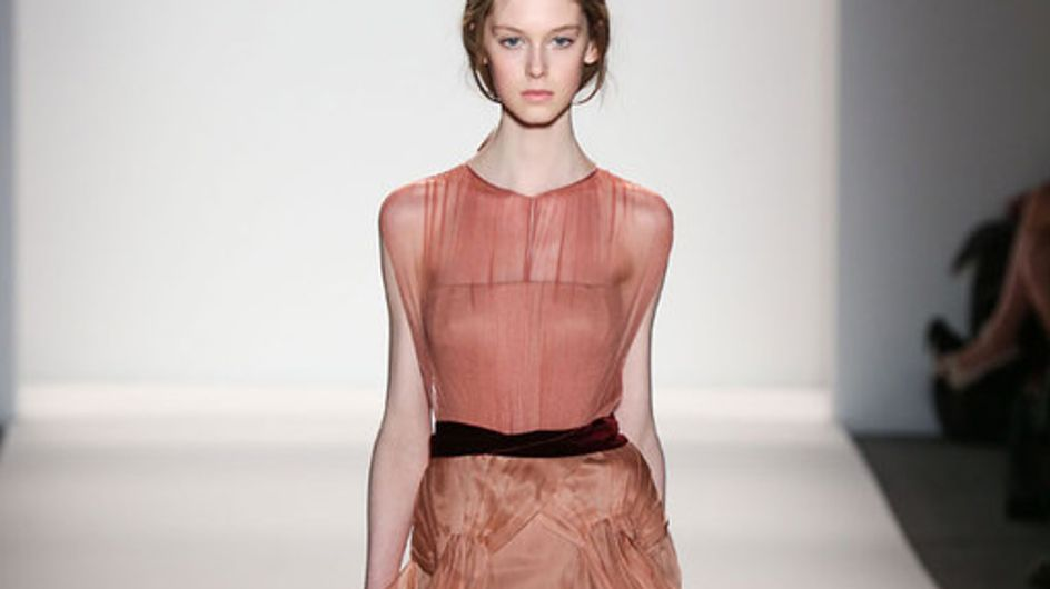 Jenny Packham - New York Fashion Week Otoño Invierno 2013-2014