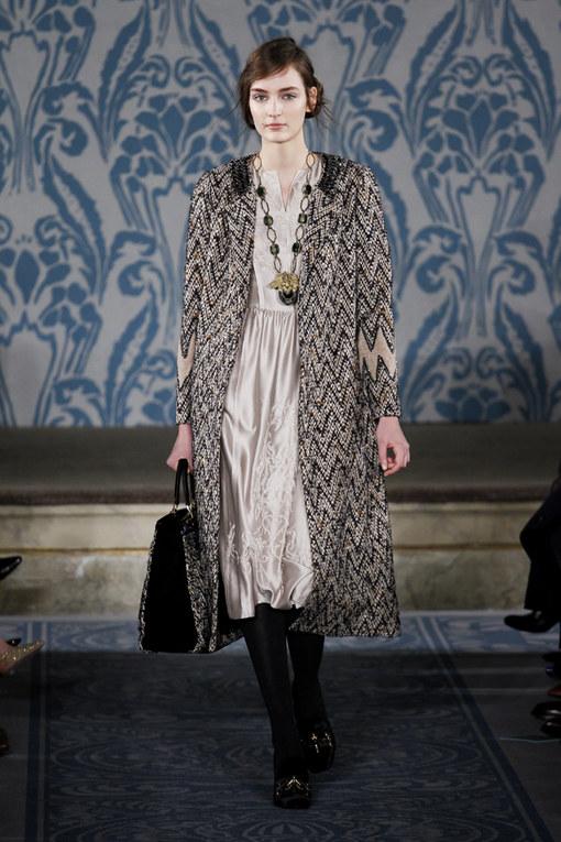 Tory Burch New York Fashion Week Autumn Winter 2013-2014