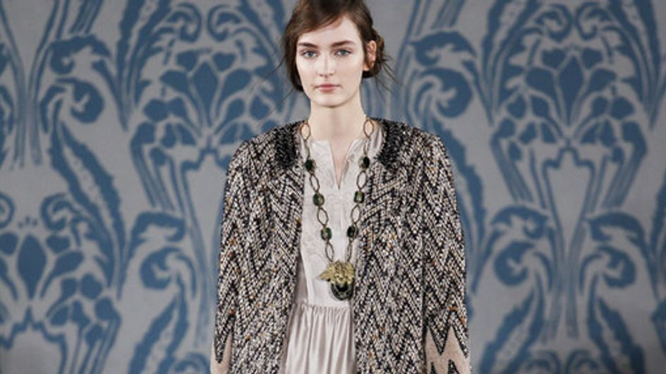 Tory Burch - New York Fashion Week Otoño Invierno 2013-2014