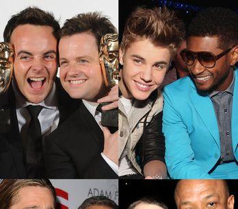 Celebrity best mates: Star-studded bromances