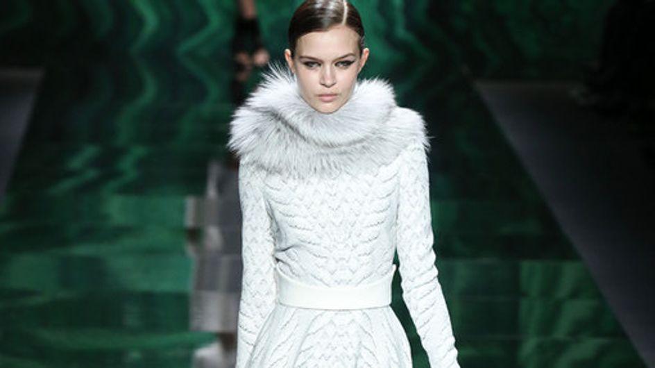Monique Lhuillier New York Fashion Week Autumn Winter 2013-2014