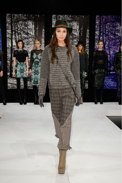 Charlotte Ronson - New York Fashion Week Otoño Invierno 2013-2014