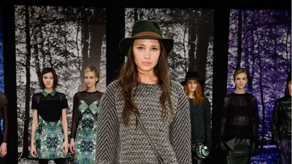 Charlotte Ronson New York Fashion Week Autumn Winter 2013-2014