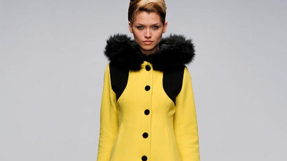 PPQ London Fashion Week Autumn Winter 2013 - 2014