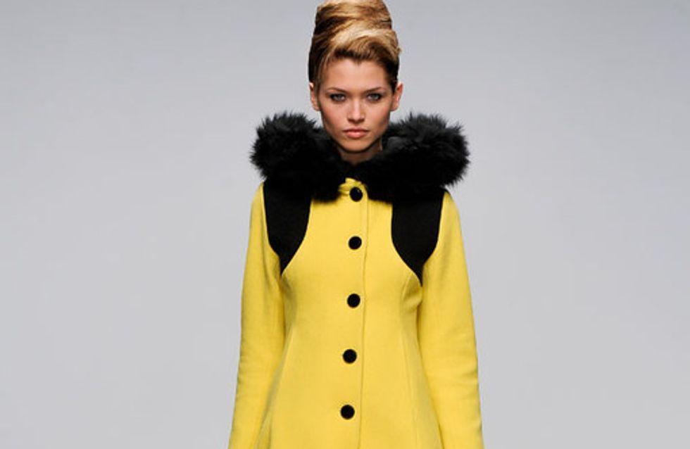 PPQ - London Fashion Week Otoño Invierno 2013-2014