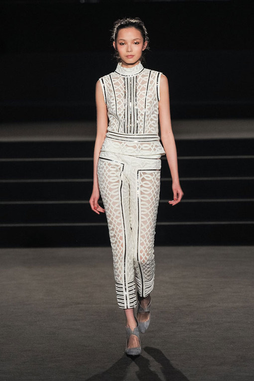 Sass & Bide - London Fashion Week Otoño Invierno 2013-2014