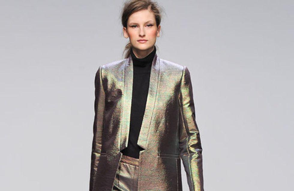 Zoe Jordan London Fashion Week Autumn Winter 2013 - 2014