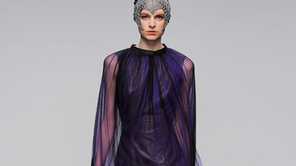 Bora Aksu - London Fashion Week Otoño Invierno 2013-2014