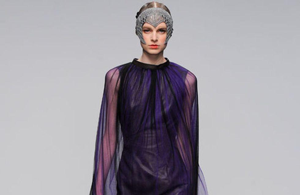 Bora Aksu London Fashion Week Autumn Winter 2013 - 2014