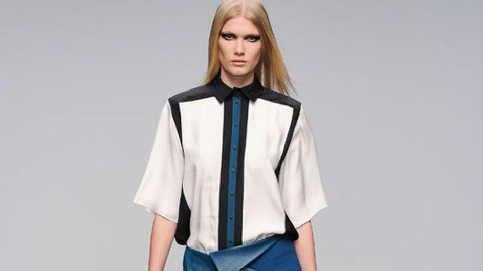 Sfilata Jean-Pierre Braganza London Fashion Week autunno/ inverno 2013 - 2014