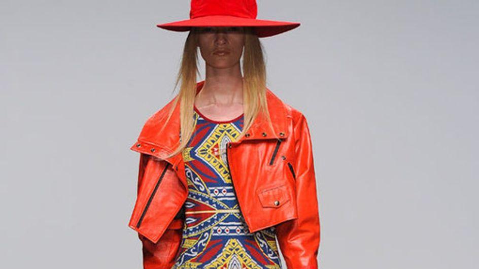 KTZ London Fashion Week Autumn Winter 2013 - 2014