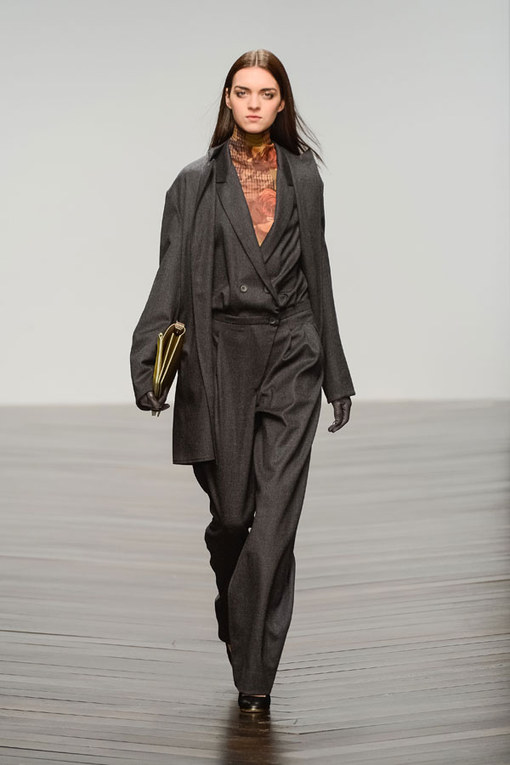 DAKS - London Fashion Week Otoño Invierno 2013-2014