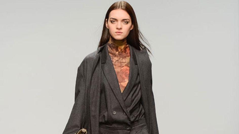 DAKS London Fashion Week Autumn Winter 2013 - 2014