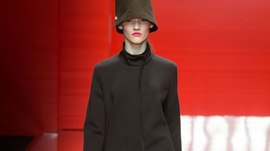 Jasper Conran - London Fashion Week Otoño Invierno 2013-2014