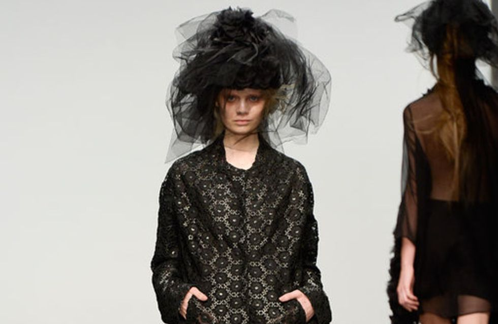 Sfilata John Rocha London Fashion Week autunno/ inverno 2013 - 2014